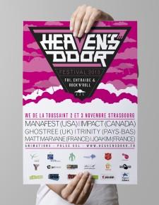 Heaven's Door 2013